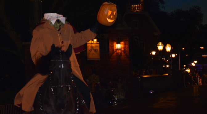 Headless Horseman meet and greet event coming to Fort Wilderness Resort