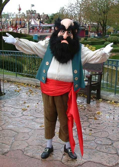 Stromboli at Disneyland Pairs