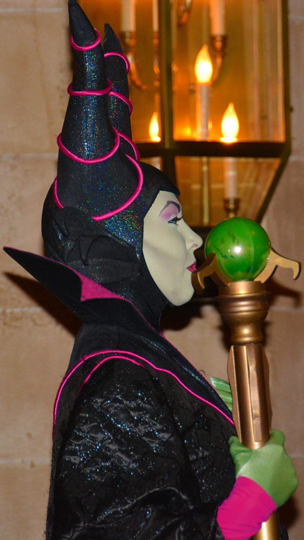 Villains Sinister Soiree at Mickey's Not So Scary Halloween Party September 2014 (31)