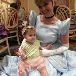 Cinderella at 1900 Park Fare at the Grand Floridian Resort at Disney World