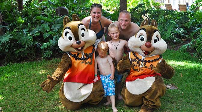 Disney's Aulani in Hawaii (3)