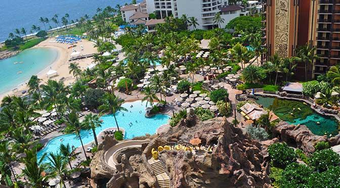 Disney's Aulani in Hawaii (5)