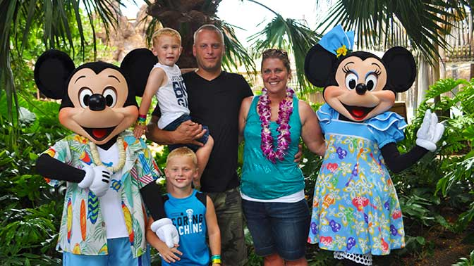 Disney's Aulani in Hawaii (8)