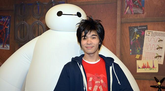 How to meet Hiro and Baymax from Big Hero 6 at Disney's Hollywood Studios in Walt Disney World