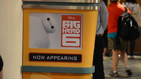 Hiro and Baymax from Big Hero 6 at Disney Hollywood Studios in Walt Disney World (4)