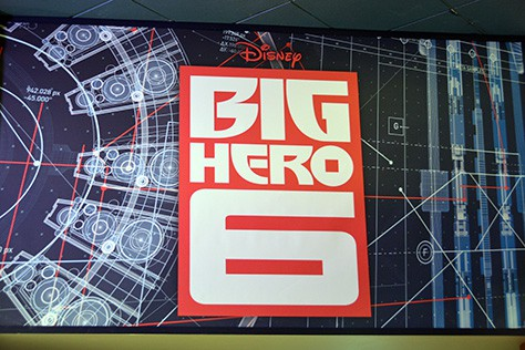 Hiro and Baymax from Big Hero 6 at Disney Hollywood Studios in Walt Disney World (41)