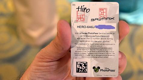 Hiro and Baymax from Big Hero 6 at Disney Hollywood Studios in Walt Disney World (6)