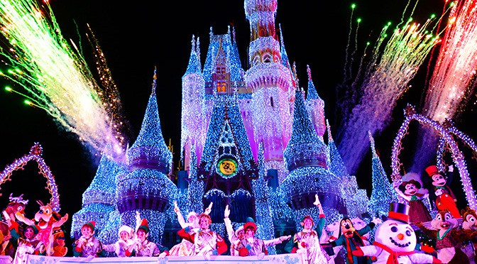 2016 Mickey's Very Merry Christmas Party dates