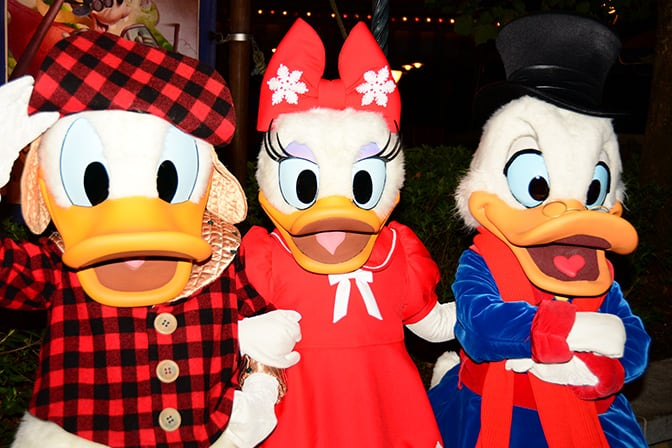 Mickey's Very Merry Christmas Party at Walt Disney World Magic Kingdom November 2014 (81)