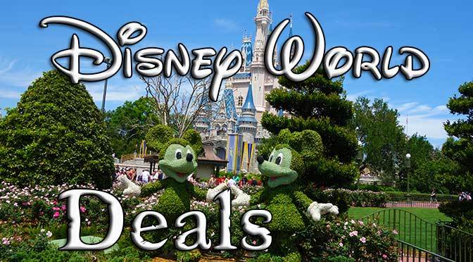 Summer 2019 Walt Disney World Annual Passholder Discount Offer