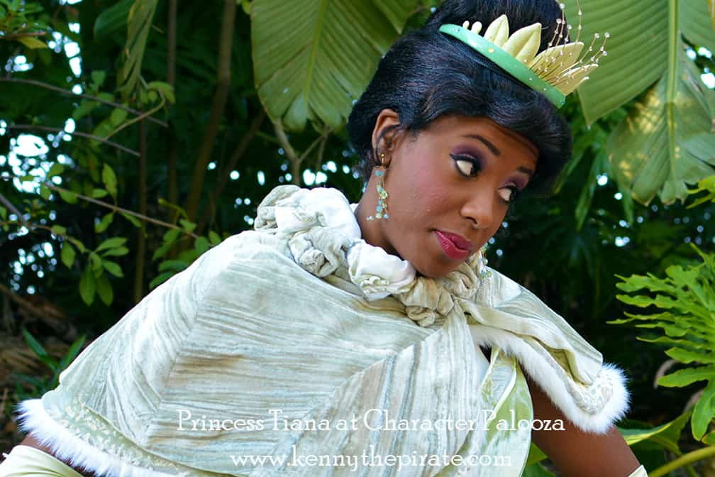 Character Palooza Hollywood Studios Walt Disney World January 2015 Princess Tiana
