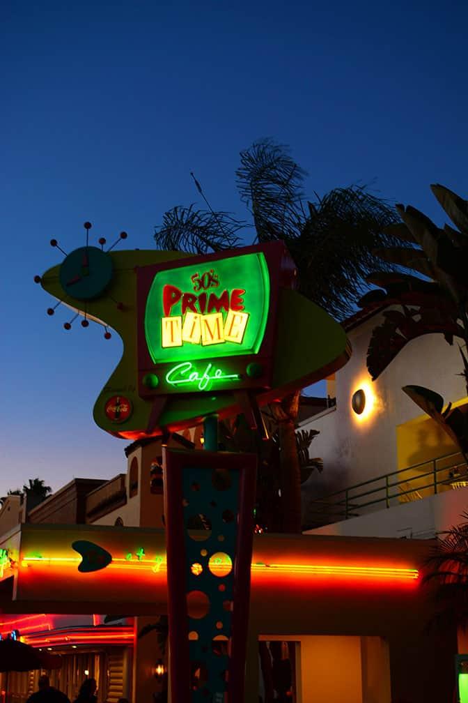 50's Prime Time Diner Hollywood Studios Walt Disney World (12)