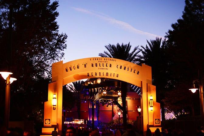 Rock n Roller Coaster Hollywood Studios Walt Disney World (14)