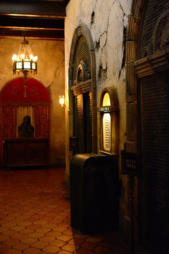 Tower of Terror Hollywood Studios Walt Disney World (24)
