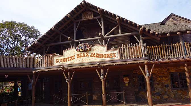 country bear jamboree walt disney world magic kingdom frontierland