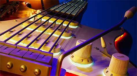 rock n roller coaster guitar