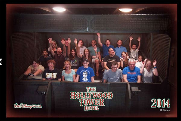 tower of terror photo