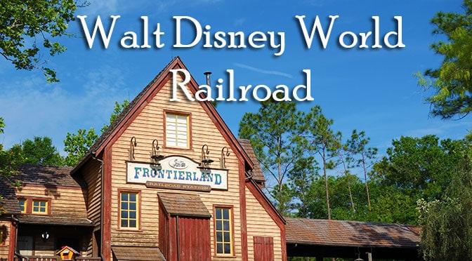 walt disney world railroad frontierland storybook circus main street usa