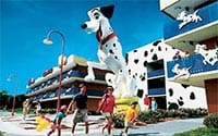 101 dalmations all star movies resort
