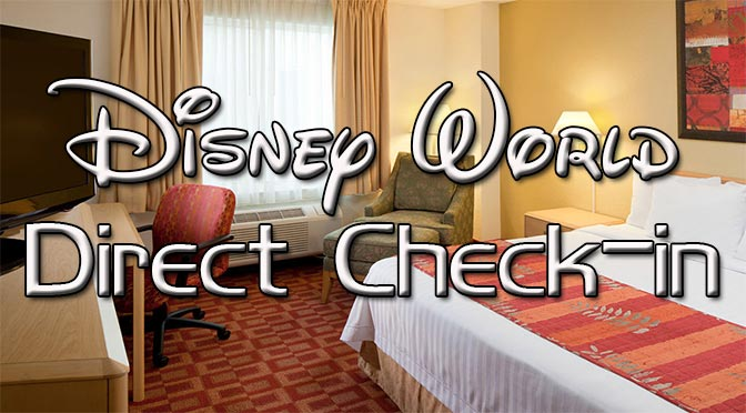 Disney World Direct Check-in Service l kennythepirate.com