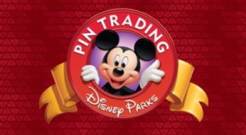 Disney World pin trading l kennythepirate.com
