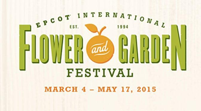 Epcot Flower and Garden Festival 2015 l kennythepirate.com