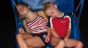 nathan and jordyn sleeping