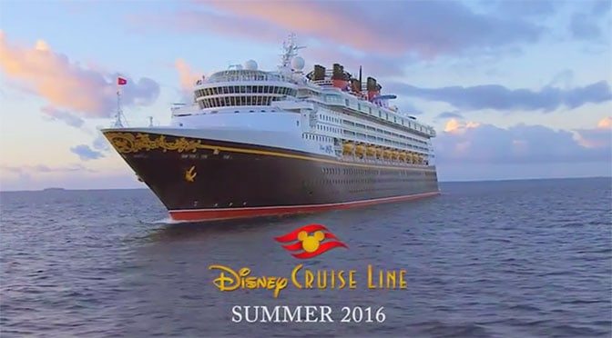 Disney Cruise Line offers British Isles Cruise for 2016