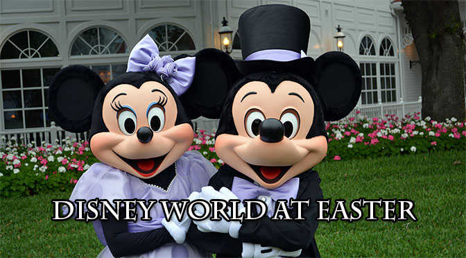 Disney World Easter character meet and greets Activities and egg hunts