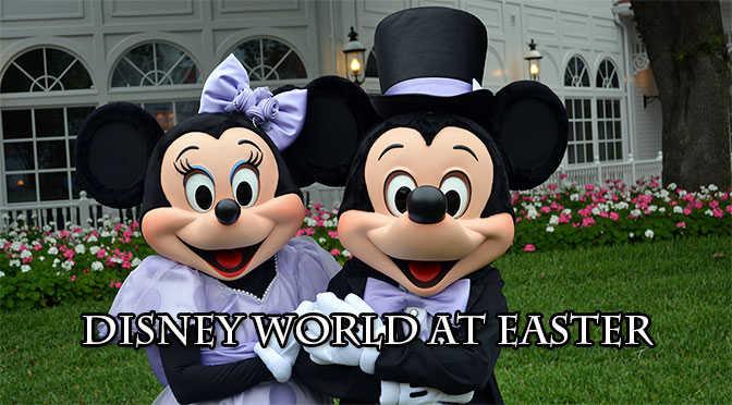Easter activities at Walt Disney World
