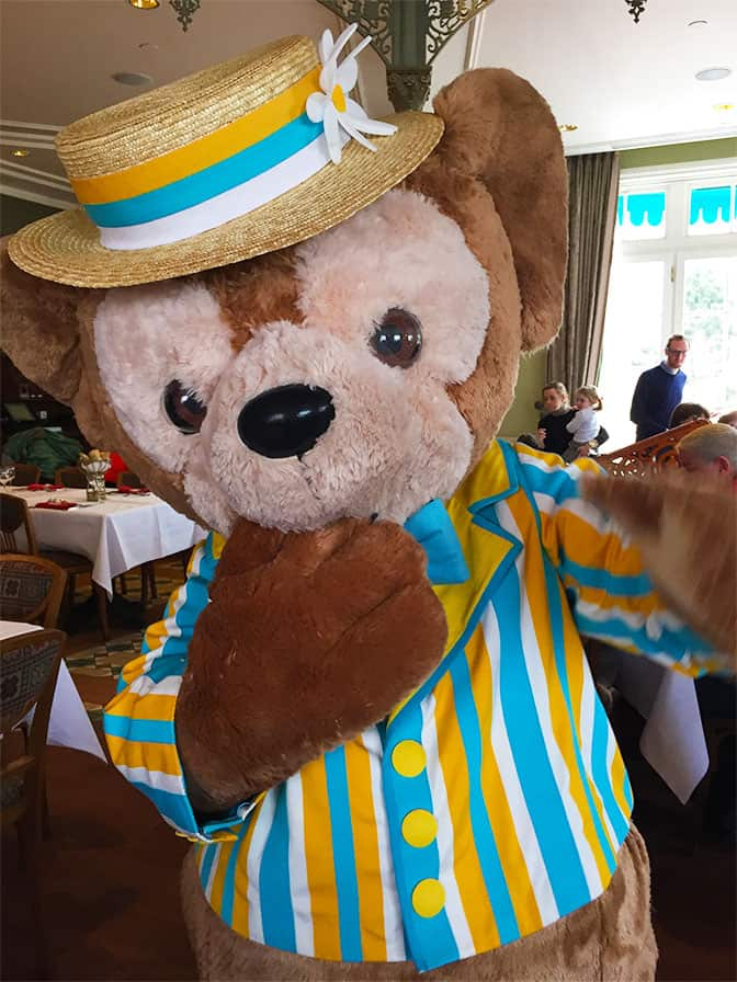 Disneyland Paris Swing into Spring Duffy