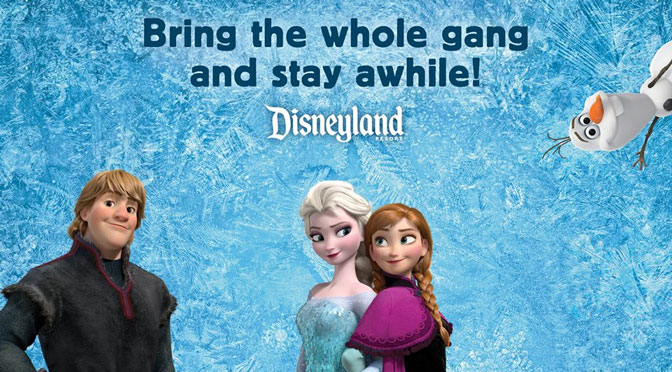 Disneyland Resort discount deal offer l kennythepirate.com