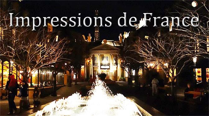 Impressions de France at Epcot in Walt Disney World l kennythepirate.com