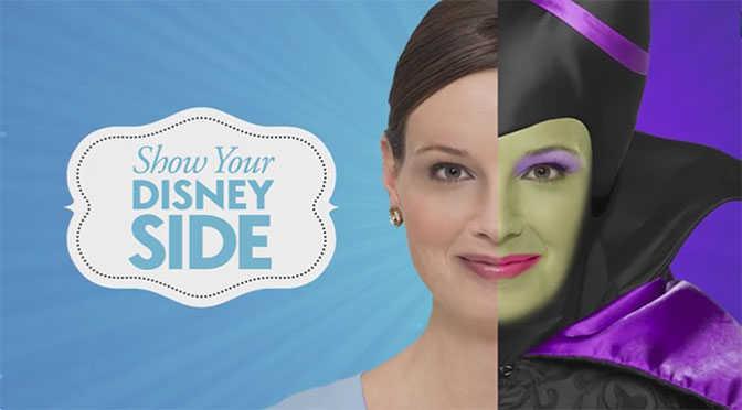 "Disney releases fun new ""Show your Disney Side"" app"