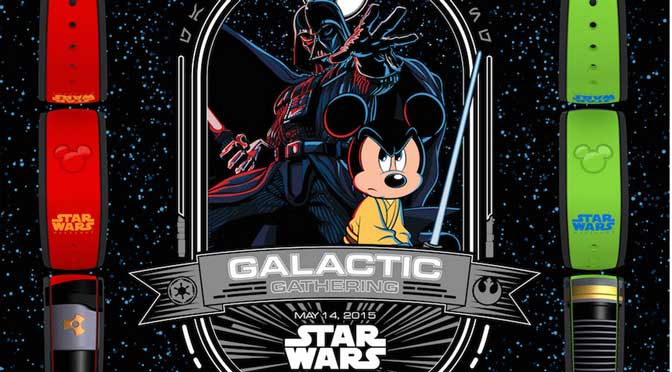 Star Wars Weekends Galactic Gathering Merchandise Event