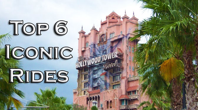 Top six iconic Walt Disney World Rides l kennythepirate.com