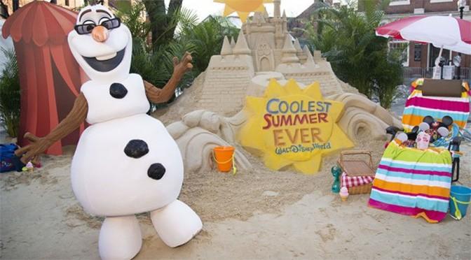 Walt Disney World Magic Kingdom 24 hour event Coolest Summer Ever