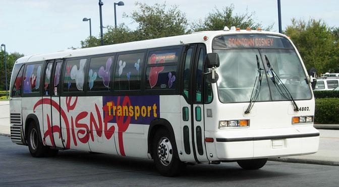 Disney World Express Transportation Service Ending