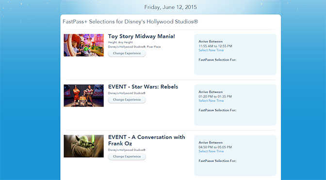 Star Wars Weekends 5 Fastpass+ now available for shows including A Conversation with Frank Oz