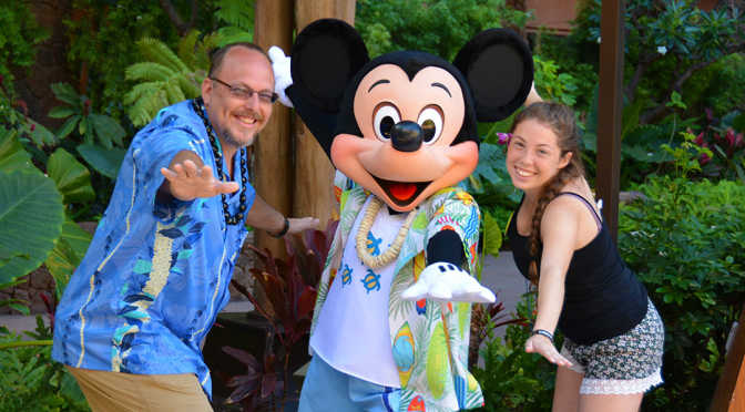 Disney's Aulani Character Meal:  Aunty's Breakfast Celebration at Makahiki review