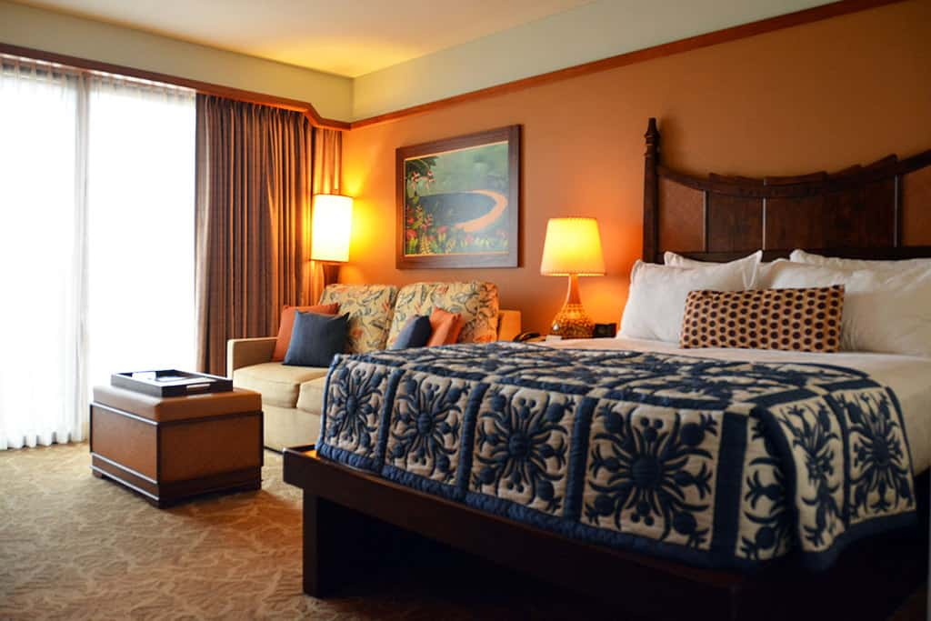 Disney Aulani Ko Olina Hawaii Disney Vacation Club Studio Room (1)