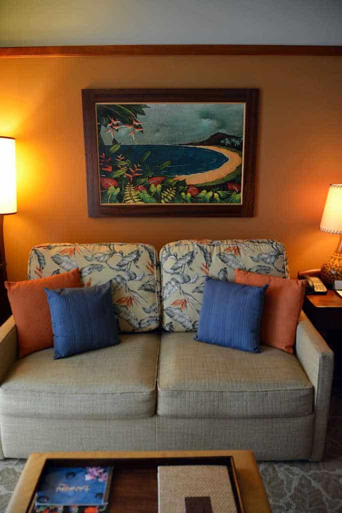 Disney Aulani Ko Olina Hawaii Disney Vacation Club Studio Room (3)