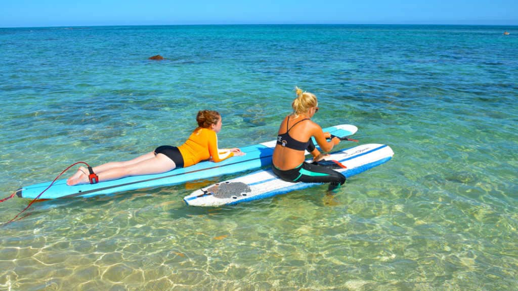 North Shore Surf Girls Surfing Lesson Oahu Hawaii (14)