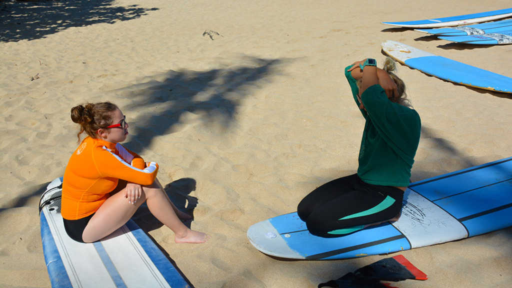 North Shore Surf Girls Surfing Lesson Oahu Hawaii (3)