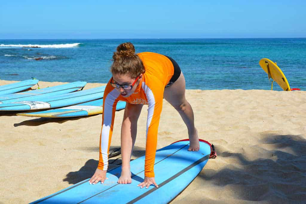 North Shore Surf Girls Surfing Lesson Oahu Hawaii (7)