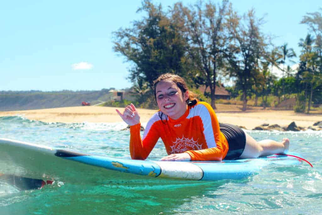 North Shore Surf Girls Surfing Lesson Oahu Hawaii William Edwards Photography (2)