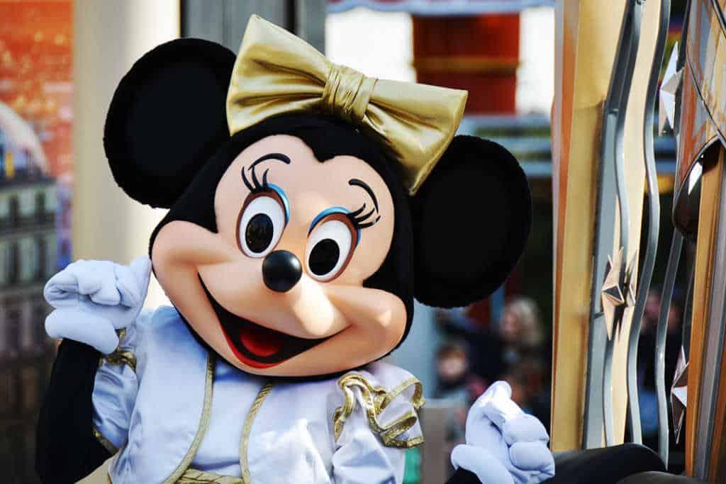 Stars n Cars Meet and Greet Disneyland Paris Disney Studios Paris Minnie Mouse