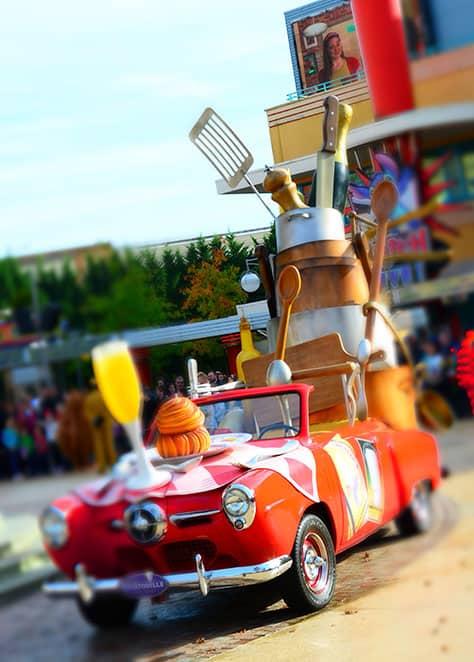 Stars n Cars Meet and Greet Disneyland Paris Disney Studios Paris