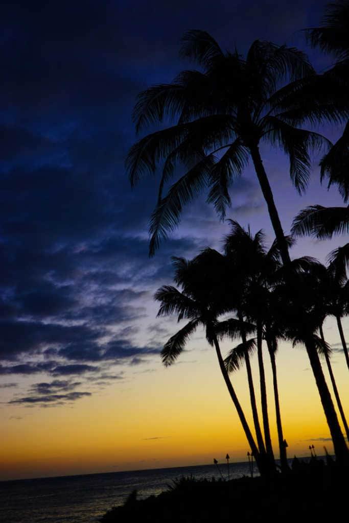 Turtle Bay Resort Noth Shore Oahu Hawaii Sunset (4)
