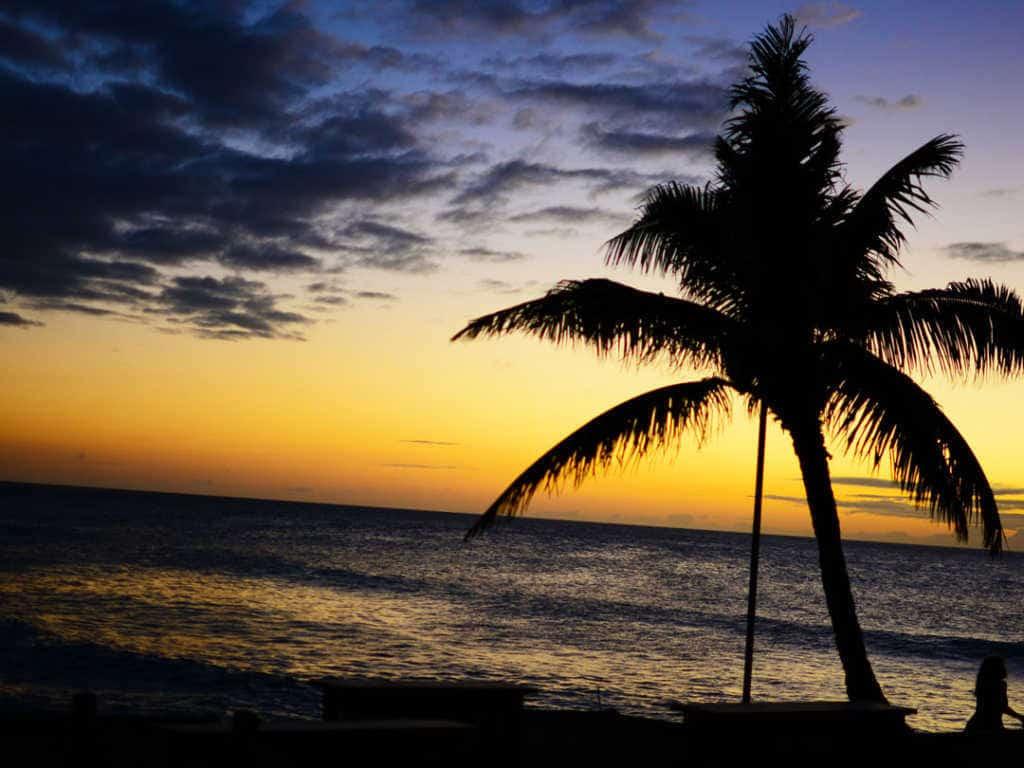 Turtle Bay Resort Noth Shore Oahu Hawaii Sunset (6)